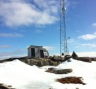 אלווריון - פתרונות רשת תקשורת אלחוטית סולארית בקנדה