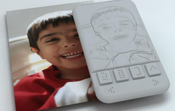 BrailleSmartphone