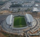 אצטדיון נתניה צילום דביר מצנחי רחיפה ארכיון לשכת הדוברת