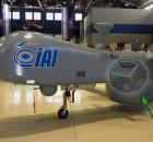 """תצורת האנטנה המוטסת ELK-7065 על גבי מל""""ט מסוג """"הרון"""""""