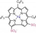 בתמונה: מולקולת 1-Fe