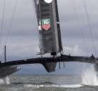 Oracle Team USA-boat