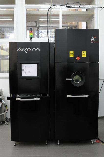 1.מדפסת התלת מימד למתכות בטכניון.
