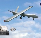 תציג טרמינלים מסוג BlackRay בעלי גודל, משקל וצריכת אנרגיה מופחתים, לכלי טייס בלתי מאוישים