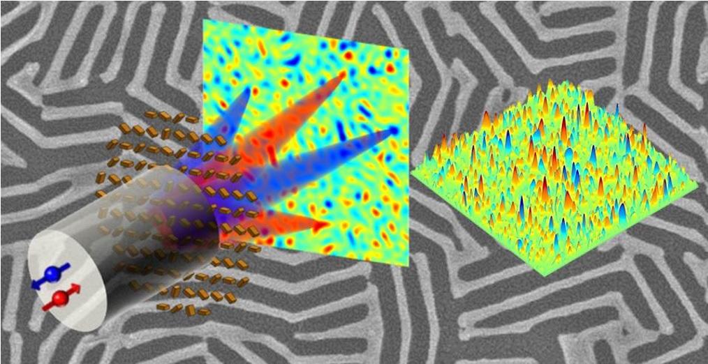"""אי סדר מוחלט גורם לאפקט רשבא אופטי רנדומלי (""""מפץ גדול"""" פוטוני)"""